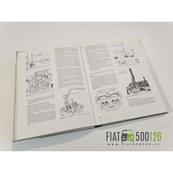 Fiat 500 owners workshop manual - zelená