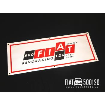 Plachta FIAT REVORACING
